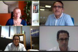 webinar 'Empresa, personas y la nueva normalidad- Buenas prácticas de salud, higiene y seguridad frente al Covid-19 participacion oceransky cultura preventiva